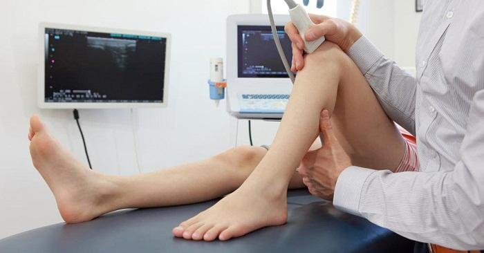 Siêu âm trị liệu khớp gối đem lại hiệu quả tốt
