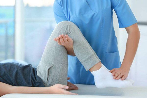 Vật lý trị liệu thoái hóa khớp gối